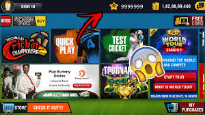 mod games android no root world cricket chionship 2 7 2 mod apk wccc2 hack for android
