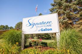 Galion Ohio Map by Signature Healthcare Of Galion 935 Rosewood Avenue Galion Oh