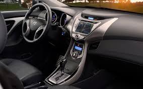 hyundai elantra 2015 interior 2013 hyundai elantra coupe first drive motor trend