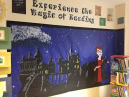 harry potter bulletin board signs google search hp classroom