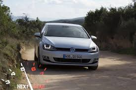 the new volkswagen golf 7 2013 review youtube