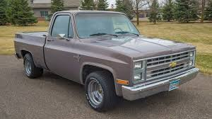 Classic Chevrolet Trucks - 1985 chevrolet silverado and other c k1500 2wd regular cab for