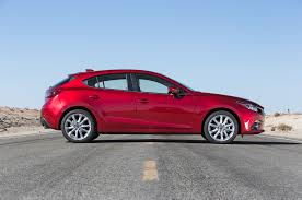 mazda full size sedan 2014 mazda3 i sedan and s hatch first test motor trend