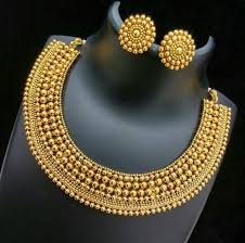 necklace design images Bridal gold necklace designs fashion beauty mehndi jewellery jpg