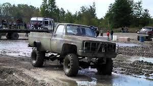 Ford Trucks Mudding Lifted - camo 4x4 truck mudding at rizzos youtube
