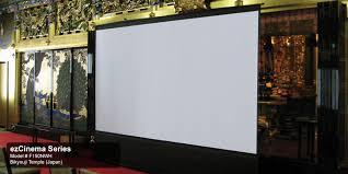 projector screens u2013 buy hd home u0026 movie projection screen