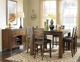Bar Height Dining Room Sets Counter Height Dining Set Bar Height Dining Set