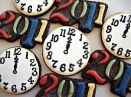 New Year S Cookie Decorations by 35 Best Cookie Designs New Year U0027s Eve Images On Pinterest