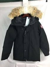 canada goose langford parka black mens p 34 canada goose parka coats jackets for ebay