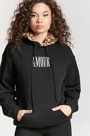 oil wash pullover hoodie forever21