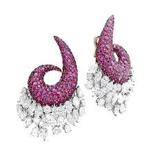 diamond earrings online buy artificial diamond earrings online at sneha rateria