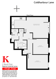 Brixton Academy Floor Plan by Milles Square Coldharbour Lane Brixton Sw9 2 Bed New Build