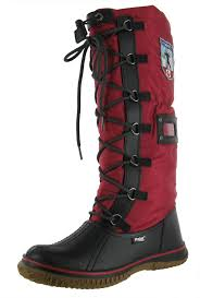pajar canada grip hi s duck boots waterproof winter ebay
