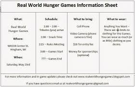 black friday hunger games the real world hunger games the search continues