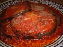 cuisiner des aubergines facile gratin d aubergines facile et allégé mexique