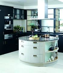 photo de cuisine amenagee cuisine amenagee pas cher 7 cuisine ilot central arrondi