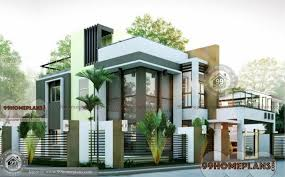 free house designs modern box type house design free home plan elevations 2 story
