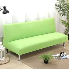 Armless Sofa Bed Armless Slipcovers Flowers Sofa Covers Universal Stretch