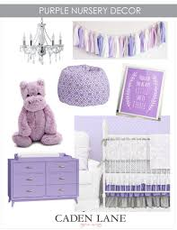 bedding purple and grey crib bedding butterfly crib bedding