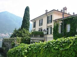 George Clooney Home In Italy Lake Como Holidays On Line Media Links U0026 High Flying Celebrity Blogs