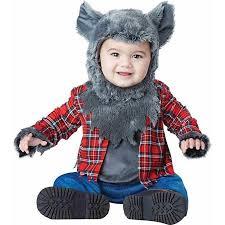 Werewolf Halloween Costume California Costumes Wittle Werewolf Wolf Infant Baby Halloween