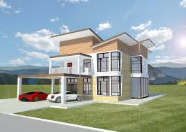 pictures how to draw a three dimensional house free home