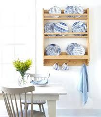 wooden plate racks for kitchen cabinets corner plate racks for