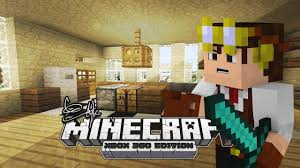 minecraft xbox 360 u0026 ps3 how to make build a kitchen