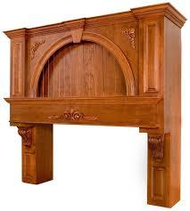 Wood Range Hood Decorative Wood Hoods U2013 Lafata Cabinets