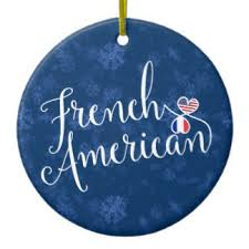 55 french flag ceramic christmas ornaments zazzle ca
