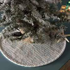 christmas tree skirts the weed patch
