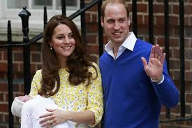 Anmer by Kate Middleton Prince William George Et Charlotte La Famille