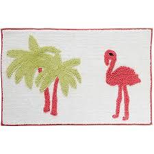 Pink Flamingo Bathroom Accessories by Chf Pink Flamingo Bath Rug Bealls Florida