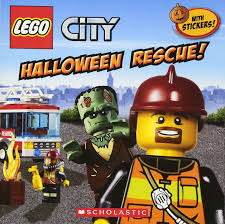 Best Halloween Books For Second Graders by Lego City Halloween Rescue Trey King Sean Wang 2015545515726