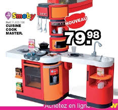 smoby cuisine enfant maxi toys promotion cuisine cook master smoby cuisines jouets
