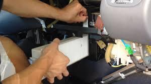 honda accord cabin air filter replacement tutorial 2002 honda accord cabin air filter replacement