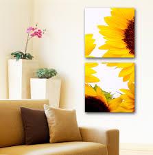 Bedroom Wall Framed Art Online Get Cheap Sunflower Framed Art Aliexpress Com Alibaba Group