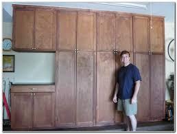 Plywood Garage Cabinet Plans Build Garage Storage Cabinets Plywood Cabinet Home Decorating