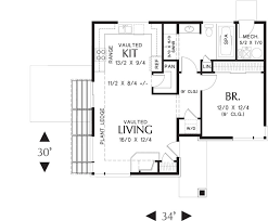 small single story house plans small one story house plans new simple floor houses modern