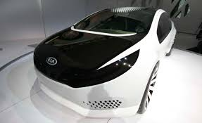 kia supercar kia ray plug in hybrid concept auto shows news car and driver