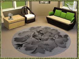 Big Round Rugs Rugs All About The Sims