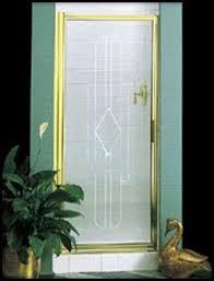 Basco Shower Door Basco Framed Pivot Shower Door 200 7 Cd Bn 67 X31 1 8 32 7 8