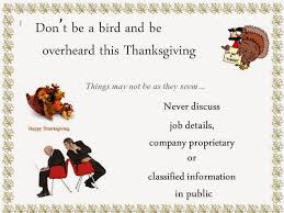 thanksgiving security poster security checks matter