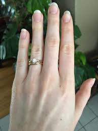 my wedding band my wedding band arrived and i the way it looks so much that