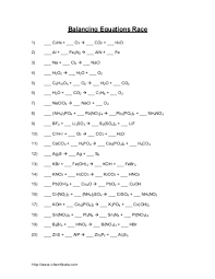 chemical equations and stoichiometry worksheet answers worksheets