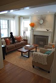 Neutral Wall Colors AC Design  Development Corp - Adding color to neutral living room