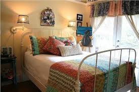 Bohemian Style Bedroom Decor Gypsy In Your Soul  Steps To A - Bohemian bedroom design