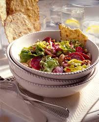 beet u0026 bean salad with warm basil bacon dressing u2014 aunt nellie u0027s