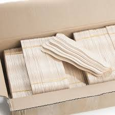 fan sticks bulk unfinished wavy wood fan sticks popsicle sticks and fan