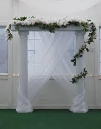 Wedding Arch Design Ideas Top 25 Best Wedding Columns Ideas On Pinterest Christmas